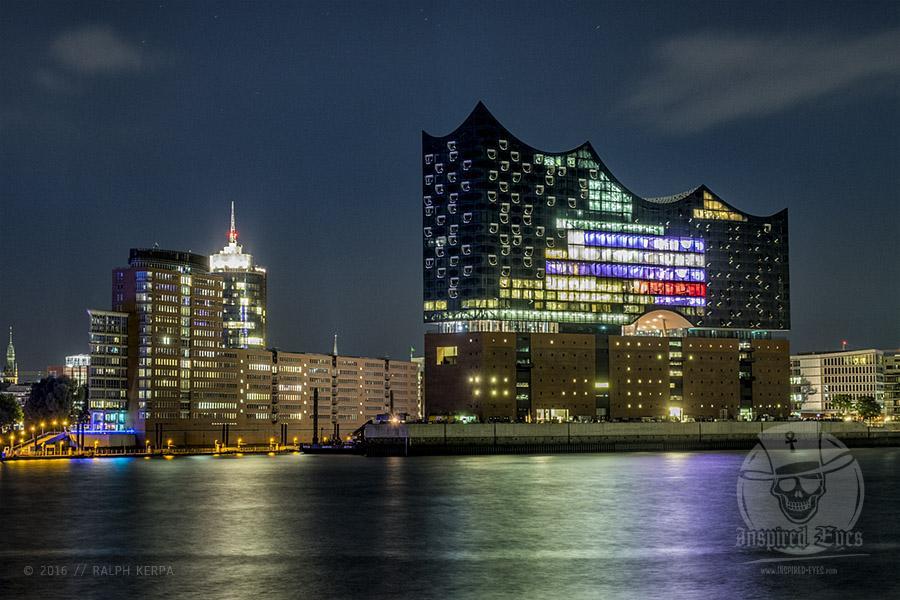 Die Elbphilharmonie in der HafenCity in Hamburg // Foto: Ralph Kerpa