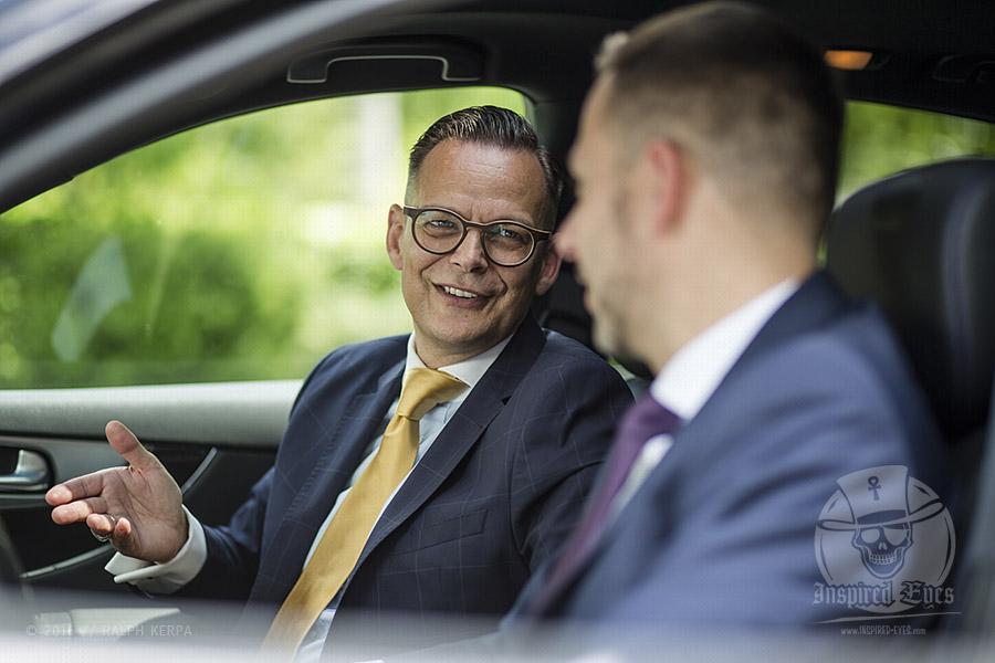 Business-Shooting für den Außendienst-Coach Dietmar Winter