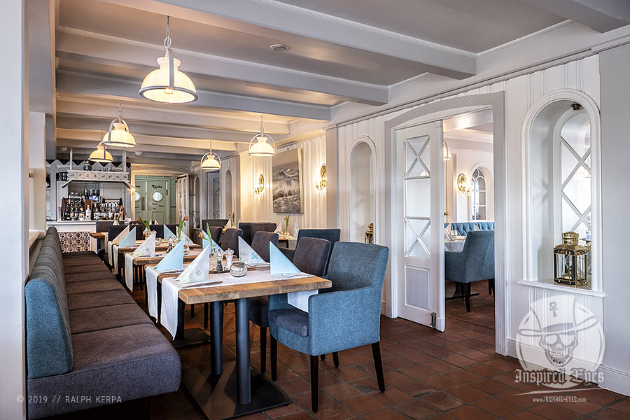Fotoproduktion für die Online- und Printmedien vom Hotel Neuwarft Ketelsen in Dagebüll 2019