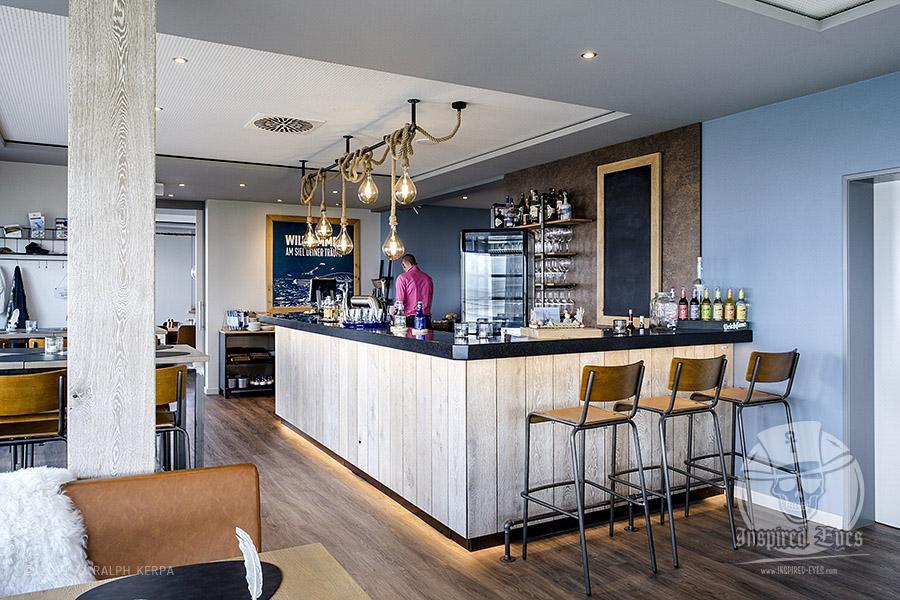 Am Siel deiner Träume - Das Hotel und Restaurant SIEL59 von Carsten Hansen in Schlüttsiel